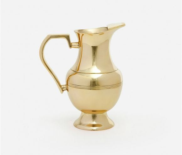 Dylan Pitcher Polished Gold