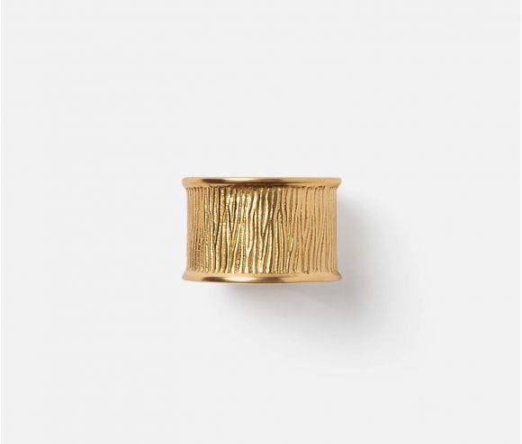 Ellery Napkin Ring Gold