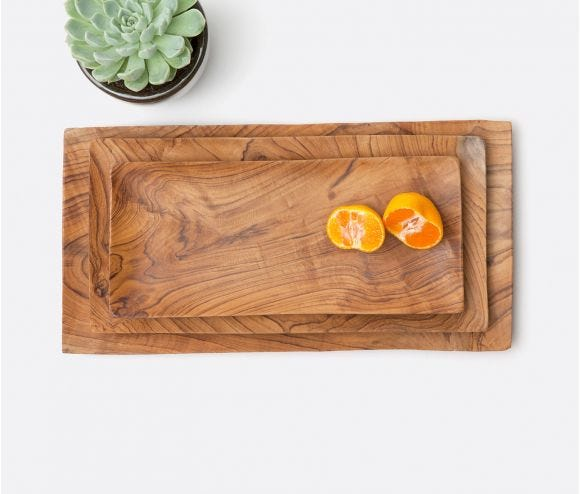 Rowan Serving Trays
