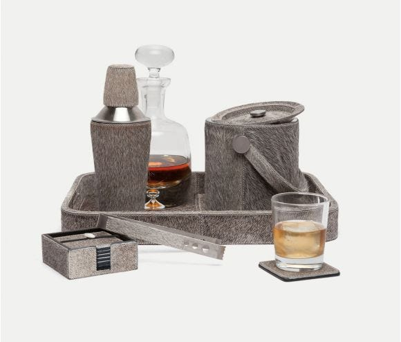 Browmley Gray Bar Collection