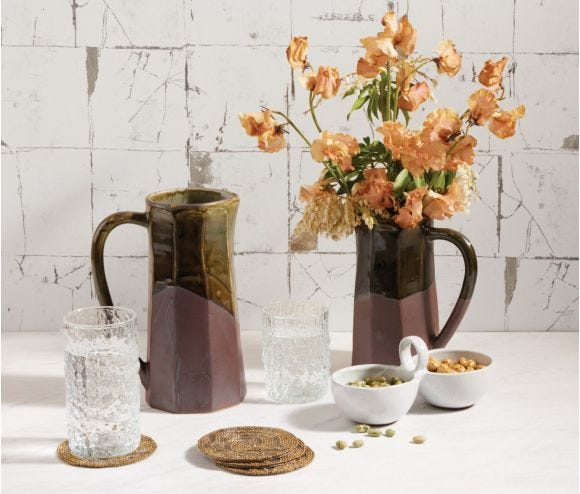 Declan Clear Large Pitcher