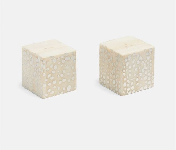 Felicity Salt & Pepper Shakers