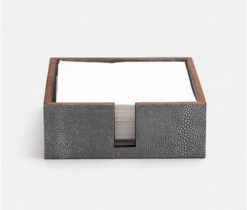 Belton Cool Gray Napkin Holders