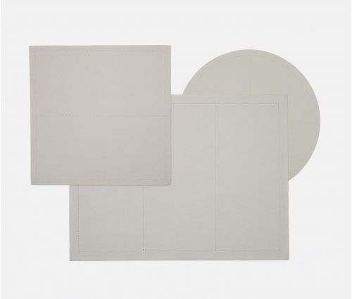Evan Light Gray Placemat