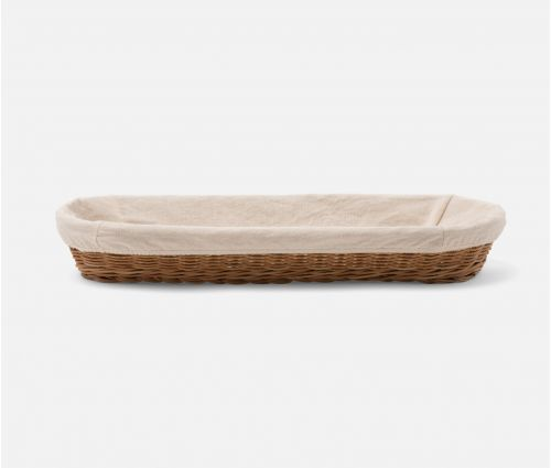 Large Oblong Tray with Liner