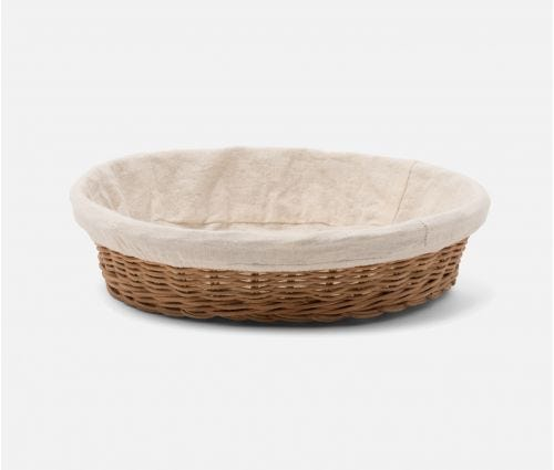 Large Round Tray with Liner