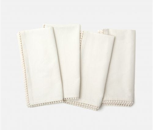 Margot Napkin Ivory